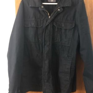H&M Logg Field Jacket Women's Large Black